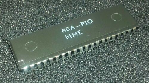 2x 80A-PIO FWE Z80A-PIO RFT Clones 4Mhz