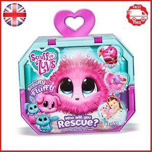 Scruff-A-Luvs-Rescue-Pet-Soft-Toy-Rabbit-Cat-or-Dog-Pink