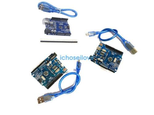 Cable Arduino UNO R3 Mini//Micro USB ATmega328P CH340G Replace ATmega16U2 Board