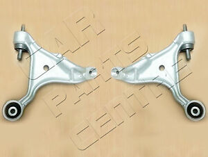 FOR-VOLVO-S80-FRONT-LEFT-RIGHT-LOWER-SUSPENSION-WISHBONE-CONTROL-ARMS-inc-BUSHES