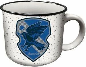 Harry Potter Ravenclaw Crest Ceramic Campers Coffee Mug