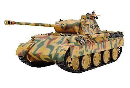 Tamiya 1/35 Carro Armato Tedesco Panther Ausf.d (Sd.kfz.171) Kit Modello New Da
