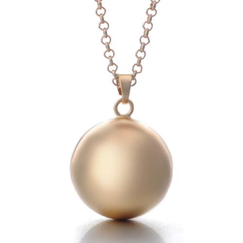 Vocheng Bola Ball 3 couleurs laiton matériau Collier en acier inoxydable chaîne VA-054