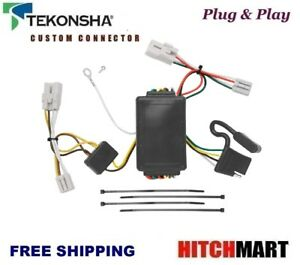 details about trailer hitch wiring kit for 2001 2006 hyundai santa fe 118473 Chevy Equinox Trailer Hitch Wiring