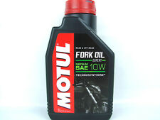 Gabelöl Dämpfungsöl 10W 1Liter Motul Fork Oil SAE Öl Motorrad Expert Medium