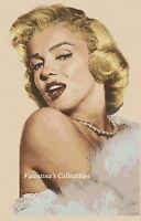 Counted Cross Stitch Marilyn Monroe - Complete Kit 5-372-3 Kit