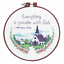Counted-Cross-Stitch-Kit-With-Hoop-Beginners-Dimensions-Learn-A-Craft thumbnail 20