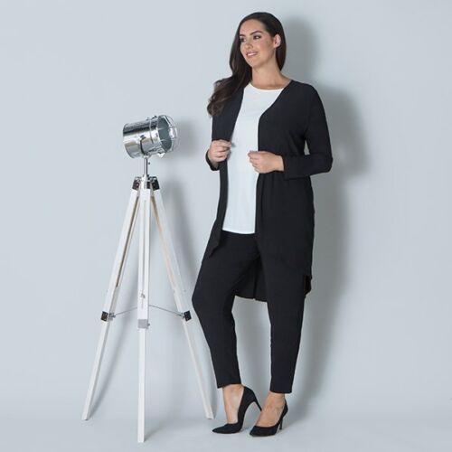 Styled By Godet Jacket Black M 12-14 uk NEW