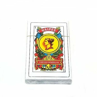 9 X Puerto Rico Briscas Espanola Naipes Playing Cards WHOLESALE 50 cards