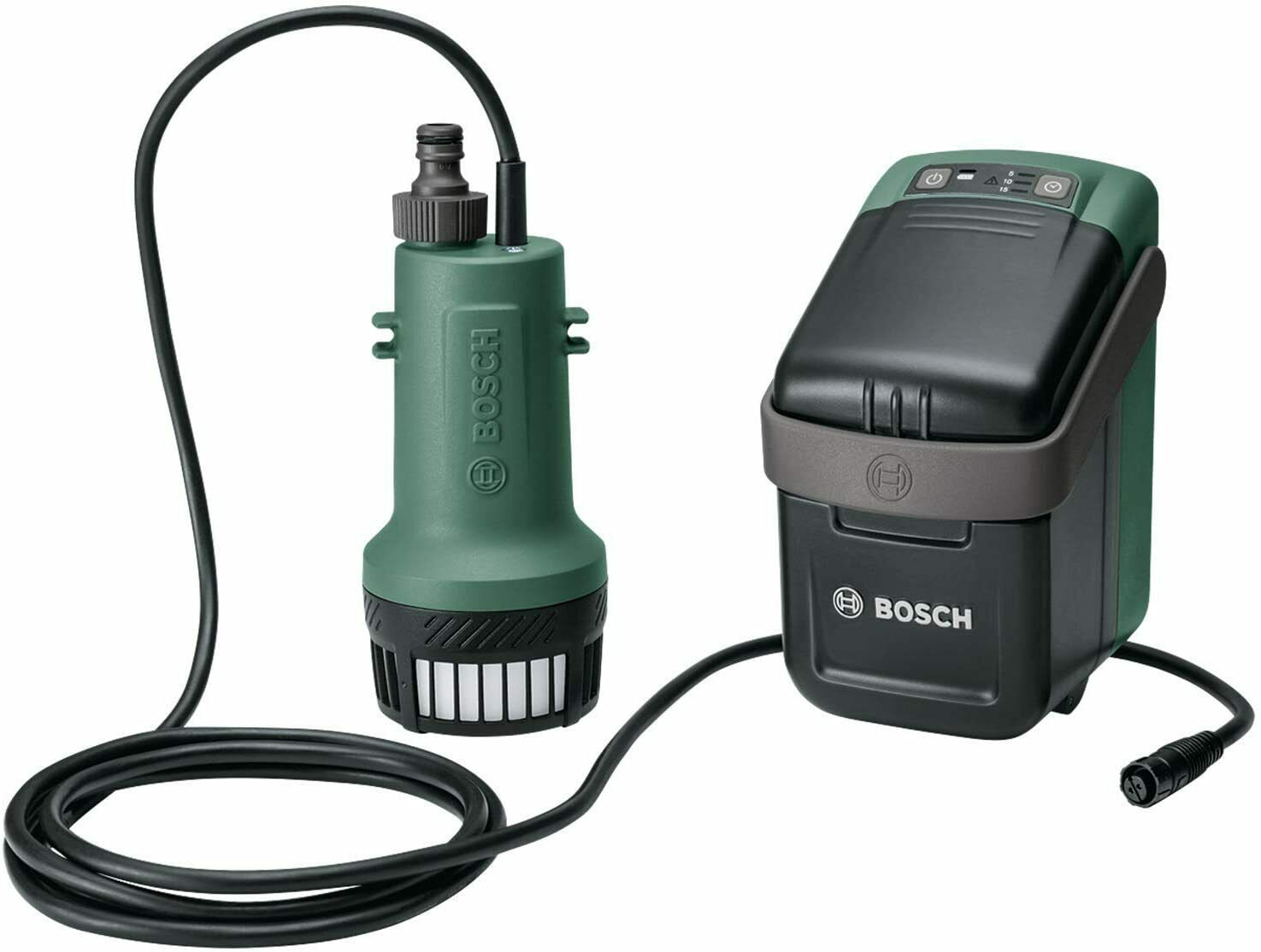 Bosch Cordless Submersible Pump (without battery, 18 Volt System)