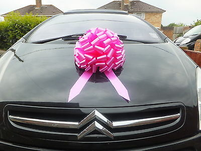 A Very Big Giant Car/ Bike Bow, Extra Large Present ,Gift + SUPERFAST DISPATCH!!