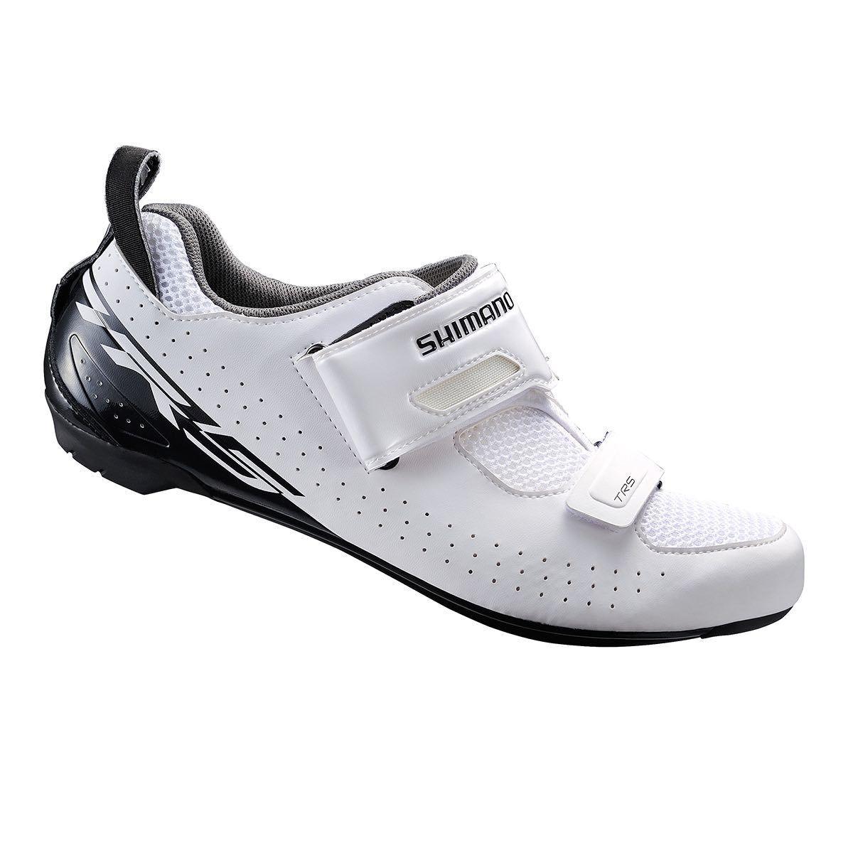 Shimano SH-TR5 Herren Triathlon Schuhes Performance Cycling Road Bike  Herren SH-TR5 Weiß 2aff3f