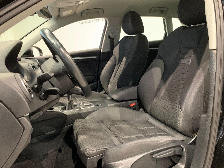 Audi A3 2,0 TDi 150 Ambition Sportback - billede 6