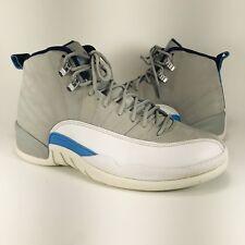 huge discount f34b5 cfc0d item 4 Nike Air Jordan 12 XII Retro UNC Wolf Grey University Blue 130690-007  Size 9 -Nike Air Jordan 12 XII Retro UNC Wolf Grey University Blue 130690- 007 ...