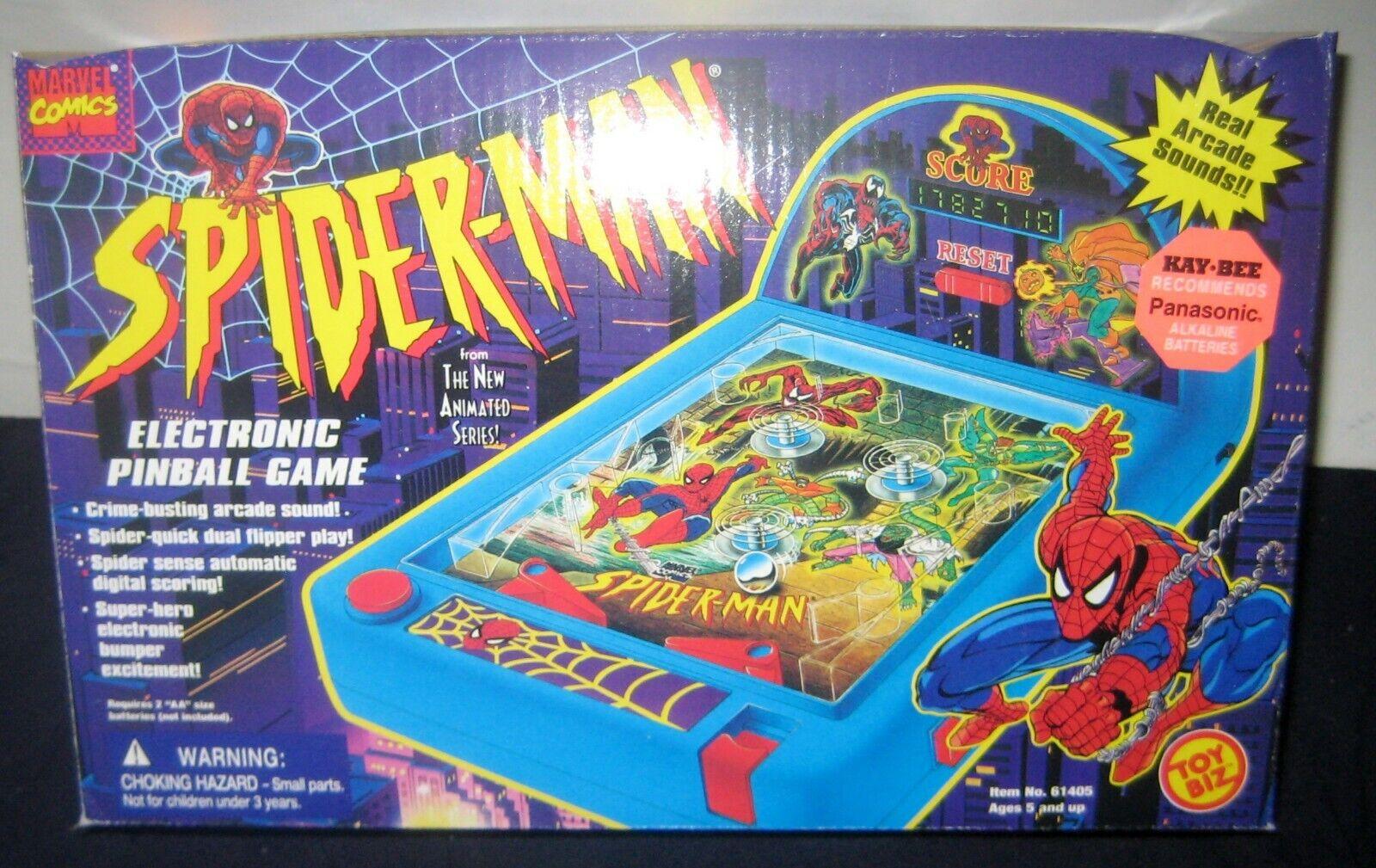 Elektroniskt talande flipperspel 1996 leksaksbranschen