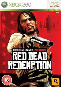 Red-Dead-Redemption-Xbox-360-One-perfecto-Estado-Super-rapido-y-entrega-rapida-libre