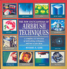 The New Encyclopedia of Airbrush Techniques by Michael Leek (Paperback, 2001)