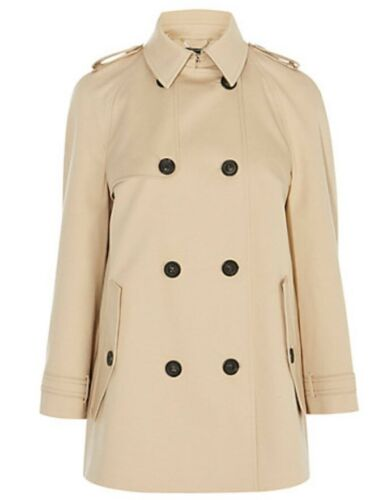 38 Cotton Millen Out Size 10 Uk Modern Karen Sold eu Coat Trench AE7zAxS