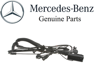 s l300 mercedes w140 1992 400sel 400se engine wiring harness genuine 140  at gsmx.co