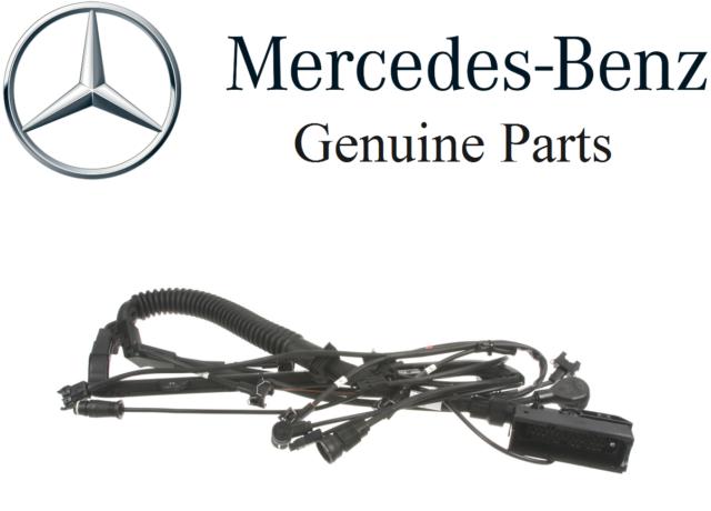 Excellent Mercedes Engine Wiring Harness 1405409505 500Sel S500 For Sale Wiring Digital Resources Millslowmaporg