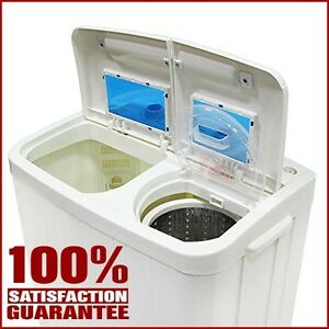Portable Washing Machine Dryer Spin Small Compact Mini Electric ...
