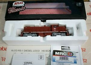 ATLAS-CLASSIC-HO-Scale-7119-Alco-RS1-LOCOMOTIVE-ROCK-ISLAND-ROAD-742-DCC-SOUND
