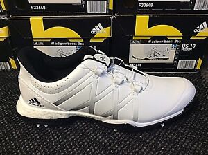buy popular 12d9a b7060 Image is loading Adidas-Ladies-adipwr-adipower-boost-Boa-Golf-Shoes-