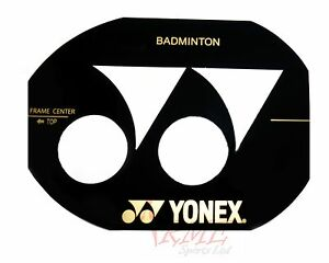 Yonex Badminton Raquette Chaîne Pochoir Ebay