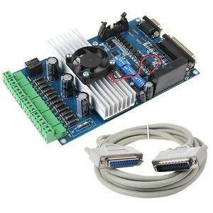 New 3 Axis CNC 4.5A TB6600 Engraving Machine Drive Board