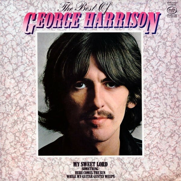 LP, George Harrison, The Best Of George Harrison, LP…