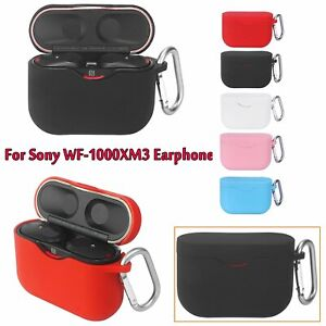 Details about 1PC Opening Anti-shock Protective Case Cover Skin for Sony  WF-1000XM3 Earphone
