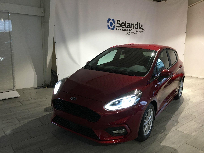 Ford Fiesta 1,0 SCTi 125 ST-Line 5d