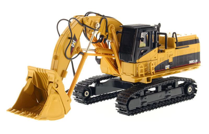 1 50 CATERPILLAR CAT 365C Front Shovel Engineering Vehicles Model 85160