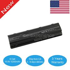 6 Cell Battery For HP G72-B66US G42-301NR G62-143CL 593553-001 MU06 MU09 CQ42