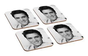 Elvis-Presley-4-Piece-Wooden-Coaster-Set