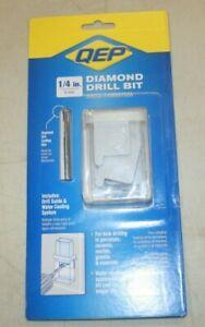 QEP Diamond Drill Bit