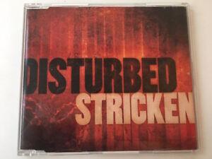 cd disturbed stricken