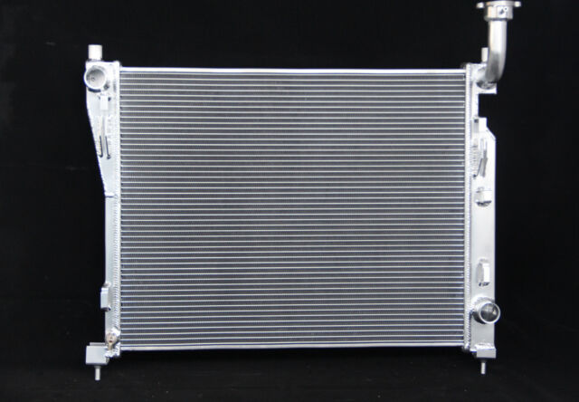 2 Row Radiator For Dodge Durango 2011 Jeep Grand