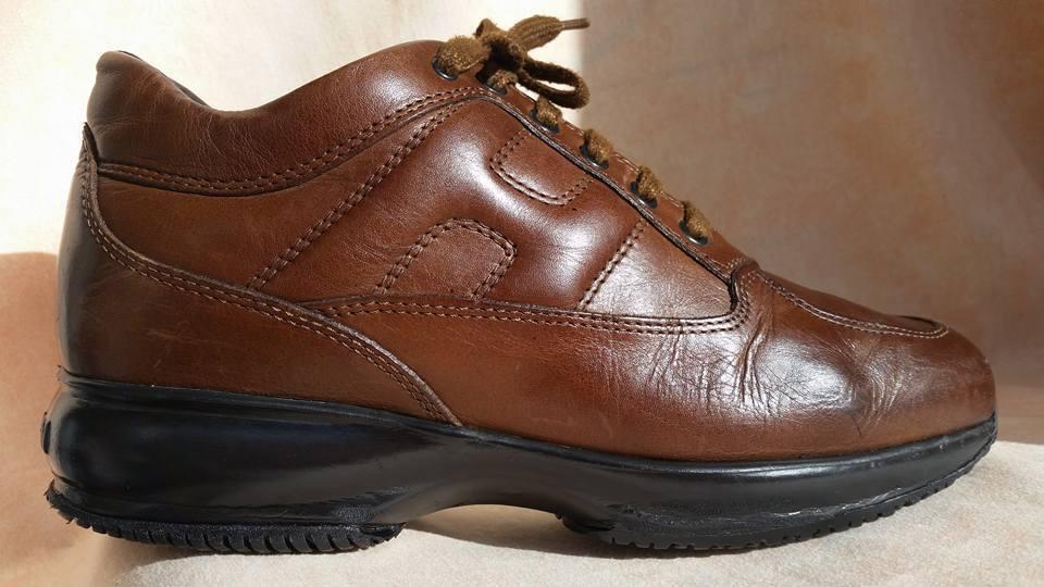 scarpe hogan interactive donna pelle marrone tg.38 (per 38 5-39 ...