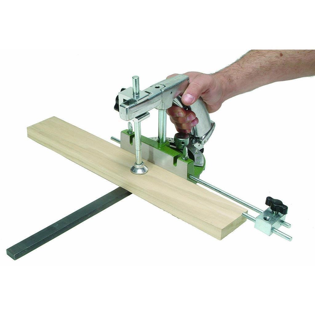 Festklammern / Haltend Gehrung Messgerät & 3/4 X 7.6/20.3x40.6cm Stange für