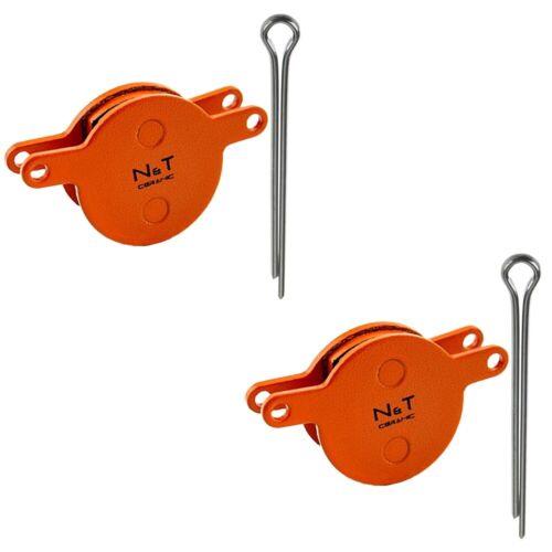 Magura Julie 2001-2008 4.1 4.2 compatible Semi Ceramic Sintered Disc Brake Pads