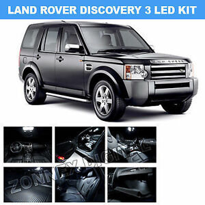Landrover-Discovery-3-Interior-light-LED-upgrade-kit-for-Maps-Dome-amp-Cargo-ect