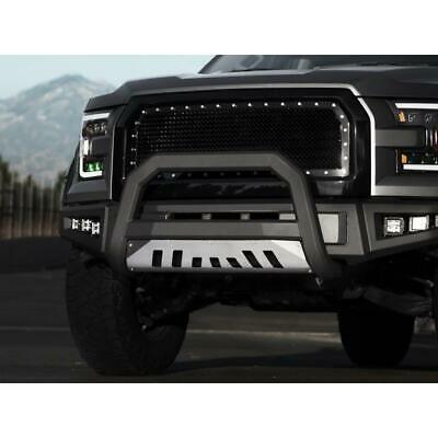 Armordillo USA 7169821 AR Series Bull Bar 2004-2018 Ford F-150 Matte Black Aluminum Skid Plate