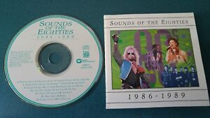 SOUNDS-OF-THE-EIGHTIES-1986-1989-1997-CD-mint-JETS-EXPOSE-B-52-039-S-INXS-SURVIVOR