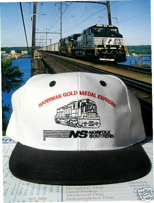 NS Norfolk Southern Railroad #22222  NEW Cap // Hat