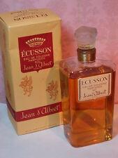 Vtg ECUSSON 16 Oz Jean d'Albret NIB Huge Bottle Cologne Parfumee
