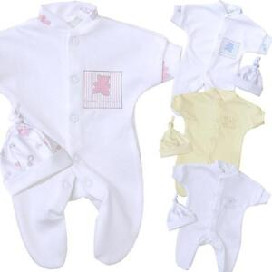 BabyPrem Tiny Premature Baby Clothes Boys Girls Sleepsuit ...