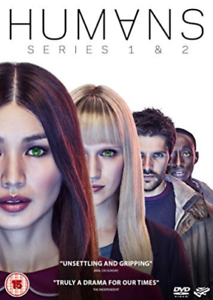 Humans-Series-1-amp-2-DVD-NUOVO