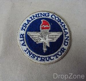 USAF-US-Air-Force-Air-Training-Command-Instructor-Badge-Patch
