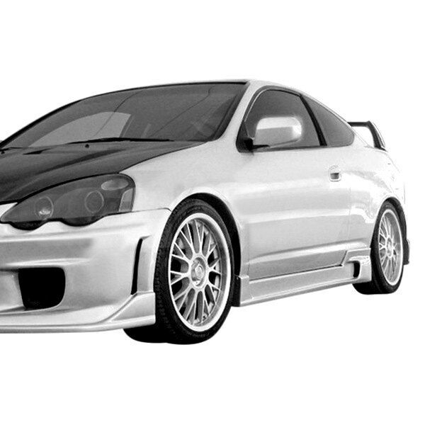 For Acura RSX 2002-2006 AIT Racing I-Spec Style Fiberglass